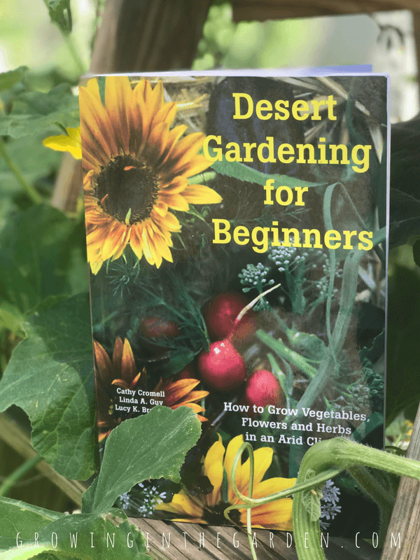 5 Best Arizona Gardening Books #gardening #books #gardenbooks #arizona