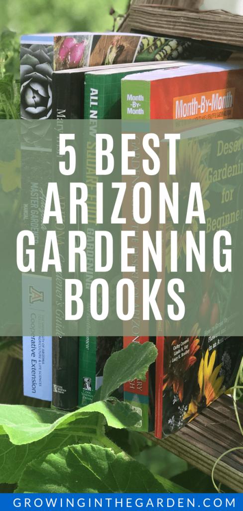 Best Arizona Gardening Books