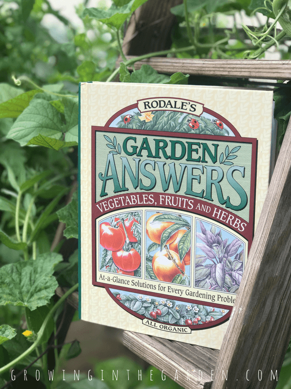Rodale's Garden Answers: Vegetables, Fruits and Herbs5 Best Gardening Books #gardening #books #gardenbooks
