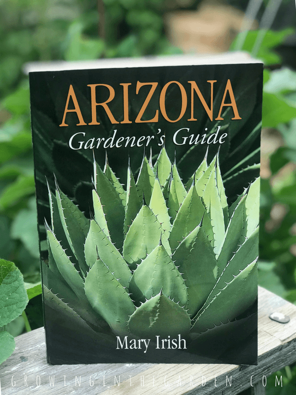Arizona Gardener's Guide - Best Arizona Gardening Books