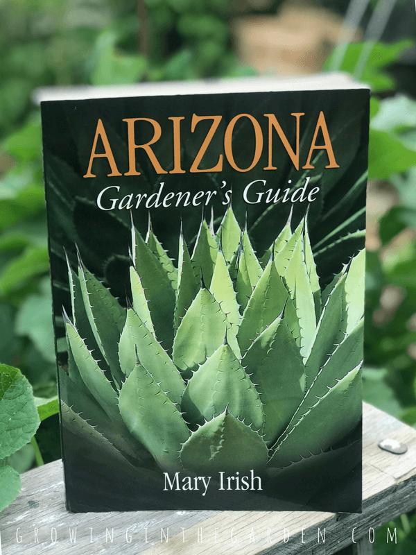Arizona Gardener's Guide - Best Arizona Gardening Books