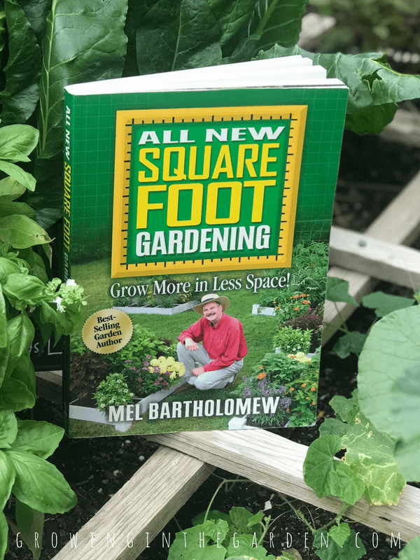 All New Square Foot Gardening, by Mel Bartholomew Best Gardening Books
