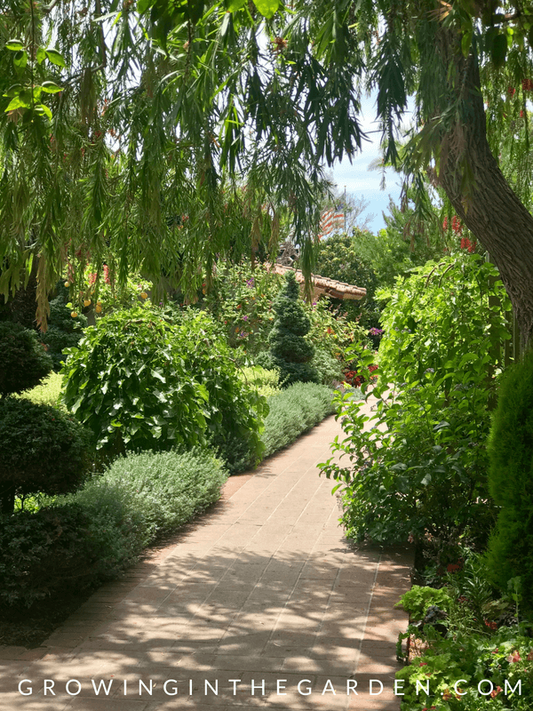 Sherman Library and Gardens | Growing In The Garden