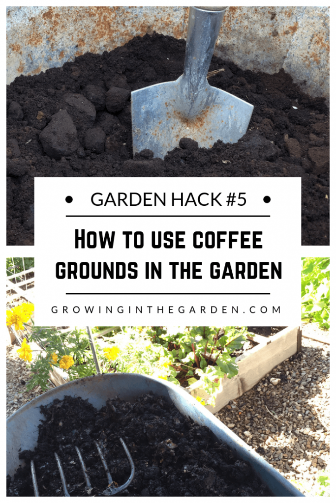 Gardening Hacks: 9 Simple Tips for the Garden #gardenhack #gardentips #howtogarden How to use coffee grounds in the garden