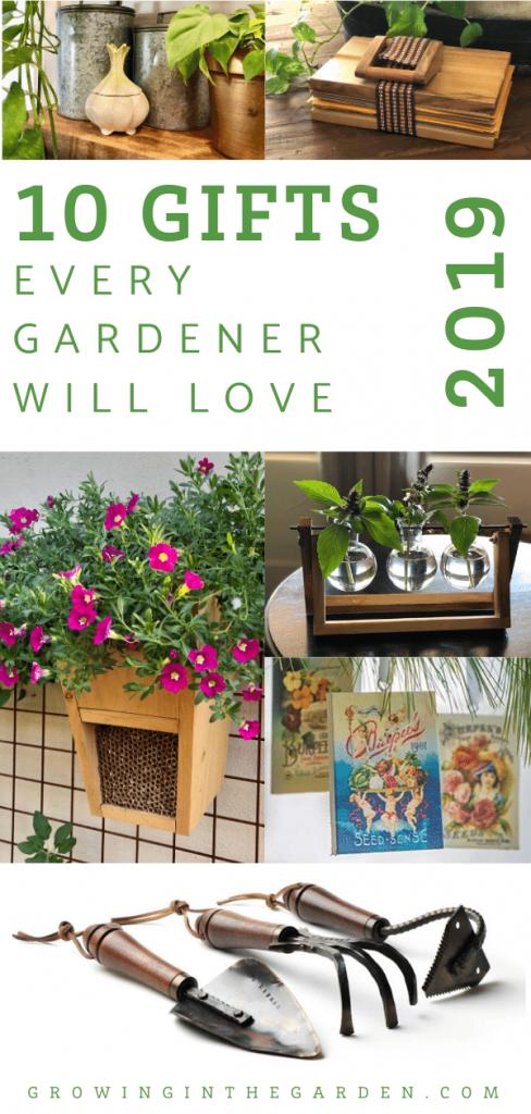 10 Gifts Every Gardener Will Love 2019