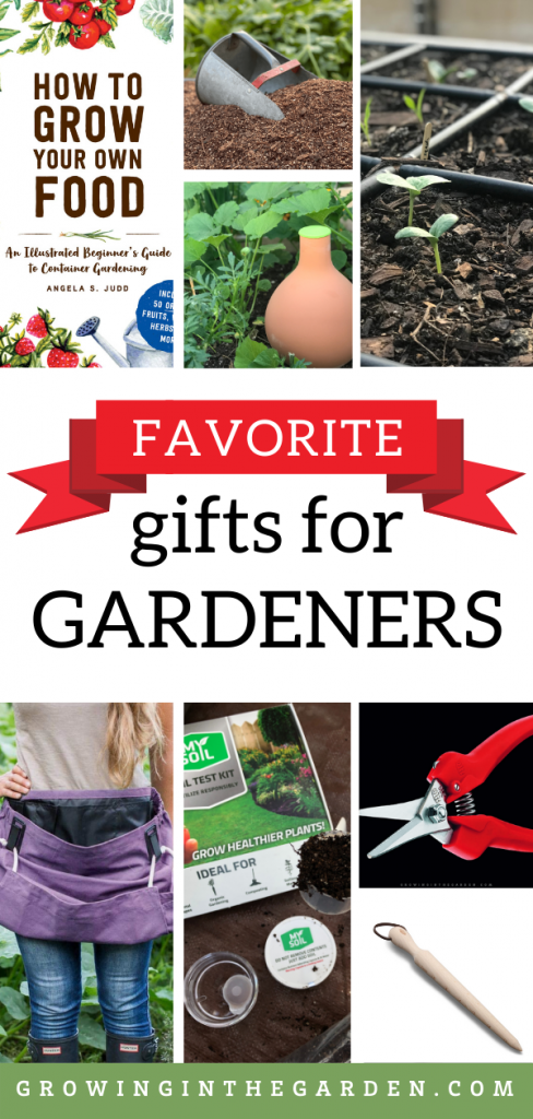 Gardener's Gift Guide: Garden Favorites​