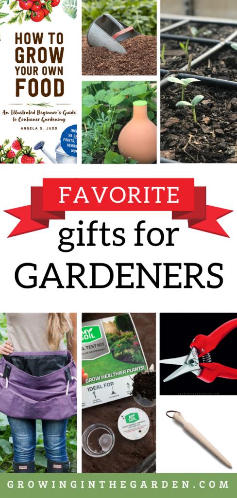 Gardener's Gift Guide: Garden Favorites