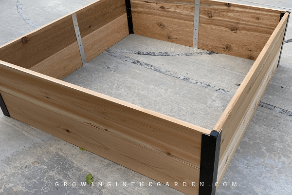 Deep Root Raised bed from Gardeners